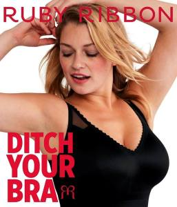 6d3722f5e6670 DITCH YOUR BRA - RUBY RIBBON CAMI - I HATE BRAS
